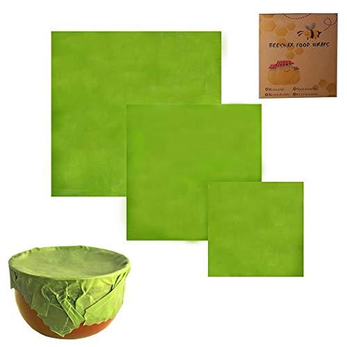 JUSTDOLIFE 3PCS Food Wrap Assorted Food Basket Liner Sizes Multipurpose Sandwich Wrap Food Basket Liner