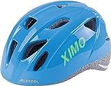 ALPINA ximo Casque de vélo Enfant, Enfant, 9711082, Bleu, 45-49 cm