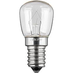 Lampada per frigorifero Lampadina frigorifero Lampada frigo L E14 - 25W - 230V AC - 5 pezzi