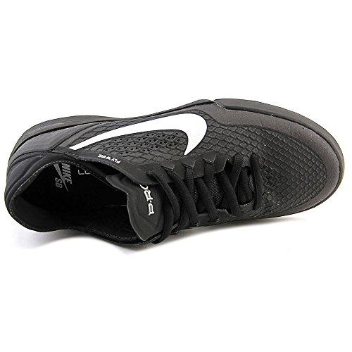 Nike Paul Rodriguez 8 Trainer Männer 654158 Turnschuhe black/metallic silver/whi