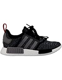 Chaussures adidas – Nmd_R1 noir/gris/rouge taille: 46 2/3