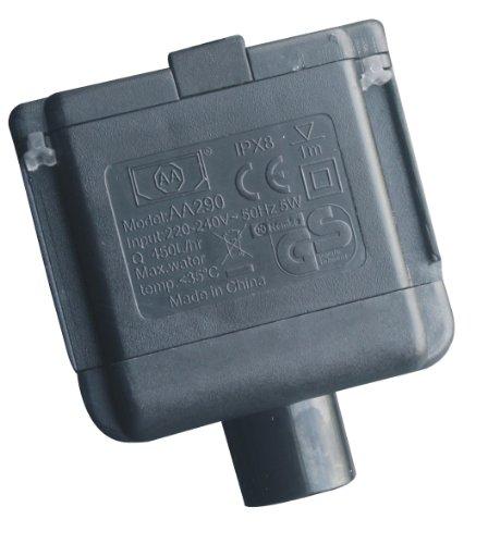 450L/h Filter-Pumpe 5W für AA-Aquarien
