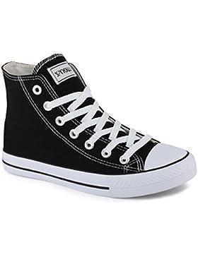 Elara Unisex Sneaker | Damen Herren | High Top | Chunkyrayan