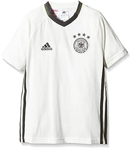 adidas Kinder UEFA EURO 2016 DFB Staff T-Shirt, weiß, 152, AC6541