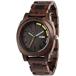 Wooden Watch Wewood MOTUS Chocolate