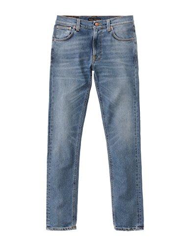 nudie-jeans-lean-dean-jeans-slim-uomo-blu-indigo-spirit-w36-l34-taglia-produttorel34w36