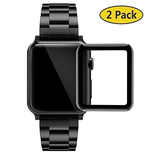 GeeRic Protector Pantalla Compatible Apple Watch 42mm,3D