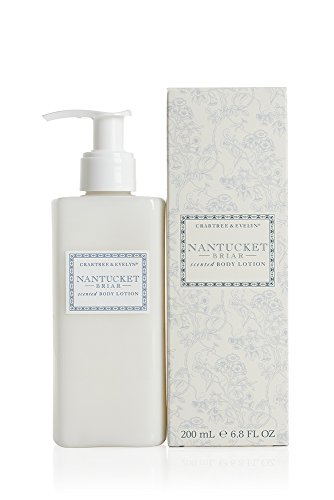 Crabtree & Evelyn Nantucket Briar Body Lotion 200ml (Duftende Feuchtigkeitsspendende Lotion)