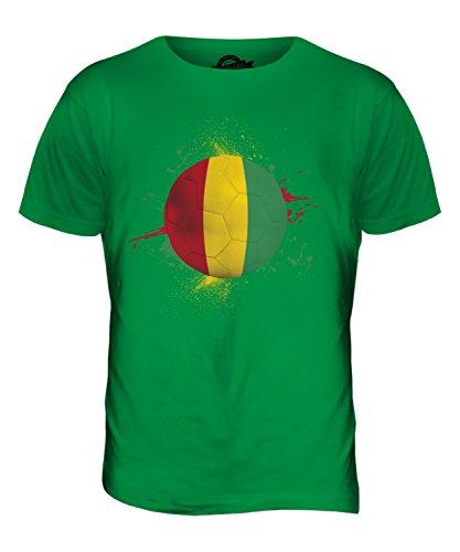CandyMix Guinea Fußball Herren T Shirt Grün