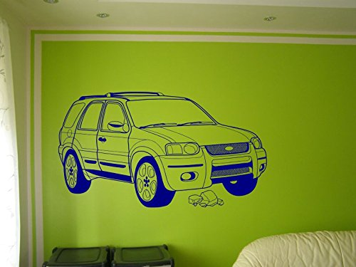 ford-escape-autocollant-sticker-mural-art-mural-ford-ford-mur-graphique