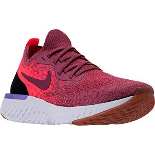 Nike Mujeres Epic React Flyknit Bajos & Medios Cordon Zapatos para Correr