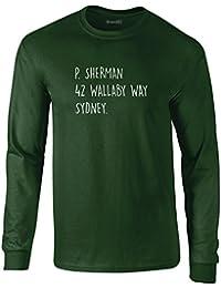 Brand88, P Sherman 42 Wallaby Way Sydney, Adult long sleeve tee