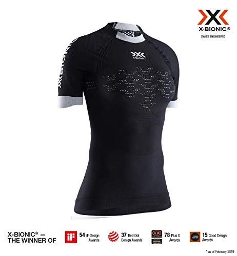 X-Bionic The Trick 4.0 Run Shirt Short Sleeve Wome...