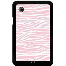 Funda para Samsung Galaxy Tab 2 P3100 - El Estampado De Animales Rosado 10 by Aloke Design