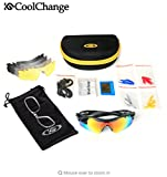 CoolChange Cycling Glasses Bike Outdoor Sports Bicycle Sunglasses