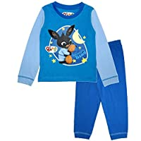 Bing Bunny Boys Long Pyjamas Pjs - Goodnight Bing