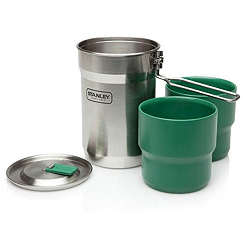 Stanley Stainless Steel Flask Adventure Camp Cook Set 0 71 Litre