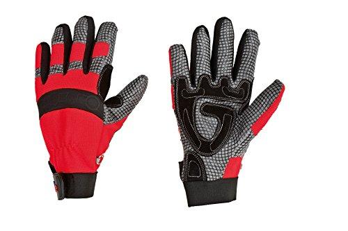 Askö Handschuh Grip ultra ROT Größe 10/XL