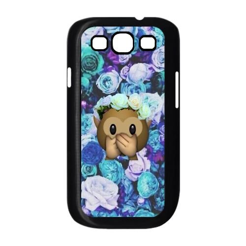 Custom Phone Case for Samsung Galaxy S3 I9300,personalized Chinese Cute Monkey Case ()