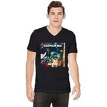 Jagwar Ma Howlin Album Mens V-neck T-shirt