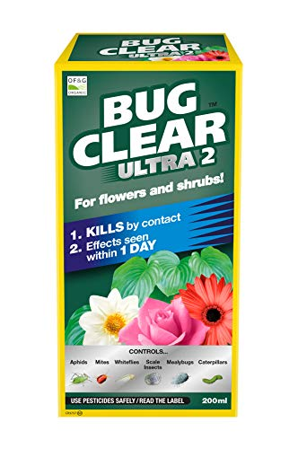 Scotts Miracle-Gro Bugclear Ultra Uccide Insetti, Rosso