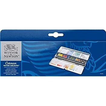 WINSOR /& NEWTON 686383 Pinceau Aquarelle Cotman S/érie 111 Rond Manche Court N1