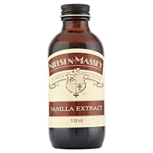 Nielsen-Massey Pure Vanilla Extract, 118ml