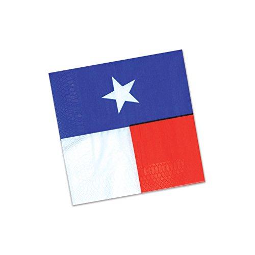 Beistle Texas Servietten