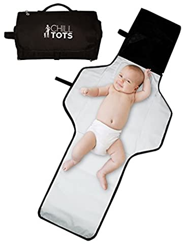 Chill Tots - Portable Baby Changing Mat – Extra Large
