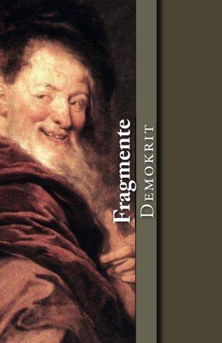 Fragmente (Klassiker der Philosophie, Band 12)