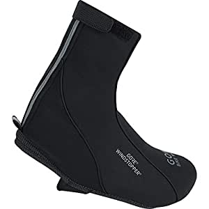 GORE BIKE WEAR- Unisexe- Cyclisme- Sur-Chaussures ROAD WINDSTOPPER Thermo- Black- Taille: 36-38- FTOXYT990006
