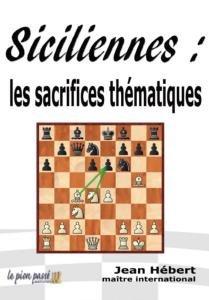 Siciliennes : les Sacrifices Thematiques par Jean Hebert