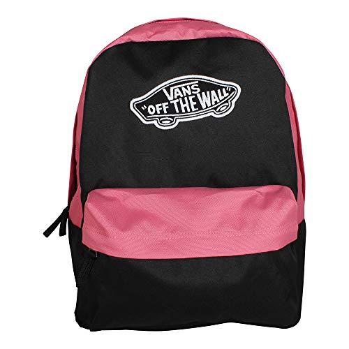 VANS Realm Backpack Black Desert Rose Schoolbag VN0A3UI6YGI Vans bags