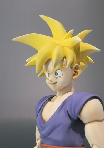Bandai Tamashii Nations S.H. Figurants Son Gohan Figura de acción Dragon Ball 6