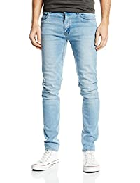 Cheap Monday Tight Stonewash Blue, Jeans Homme
