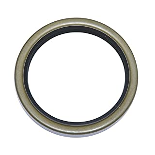 TCM 192572KMJ-BX NBR (Buna Rubber)/Carbon Steel Oil Seal, KMJ Type, 1.938