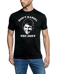 DAVID HASSELHOFF - Dont Hassel the Hoff - Baywatch - T-shirt -