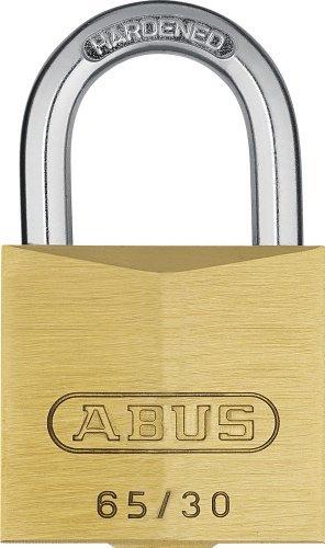 ABUS 02330 Brass Padlock by ABUS KG