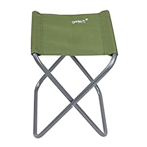 Gelert Folding Stool Foldable Chair Seat Furniture Amazon