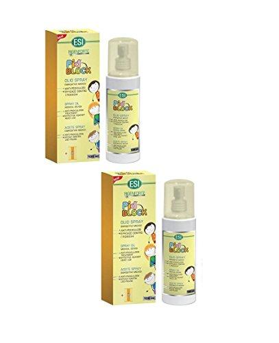 2Esi PID Block Öl Spray 100ml gegen Läuse und Nissen sanft mit Haar preisvergleich