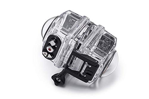 Kodak SP360 4K Dual Pro Camcorder-Schutzhülle, wasserfest, Schwarz (WPH-03)