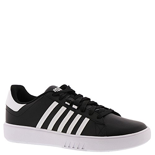 K-Swiss Herren Pershing Court CMF Schuhe black-white (05643-002)