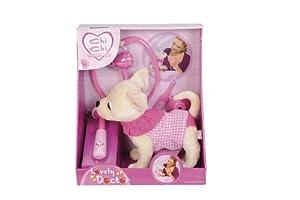 Simba 105898919 ChiChi Love - Perrito de peluche con accesorios primeros auxilios Importado de Alemania
