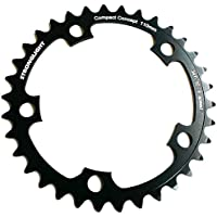 Stronglight 5-Arm/110PCD - Plato para bicicletas (110 mm), color negro, talla UK: 42 T
