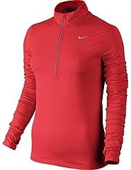 Nike Women's Element 1/2 Zip Long Sleeve