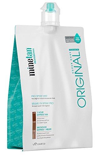 MineTan, Autobronceador corporal (14% DHA) - 1000