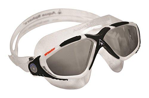 Aqua Sphere Vista Schwimmbrille Maske mit getönt Objektiv Weiß weiß/schwarz Nicht zutreffend
