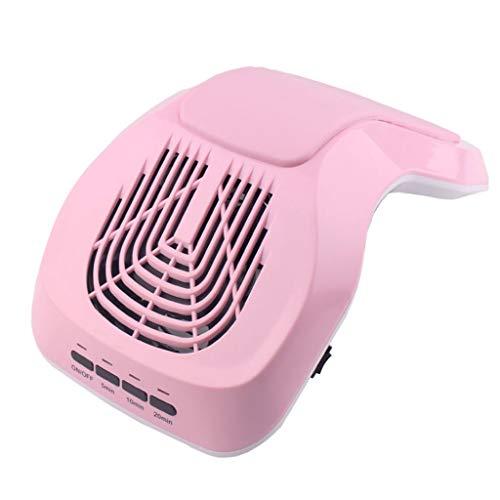 Aminshap un aspirapolvere per unghie potente ventola per unghie può essere programmato per attrezzature per polveri da 40w ad alta potenza