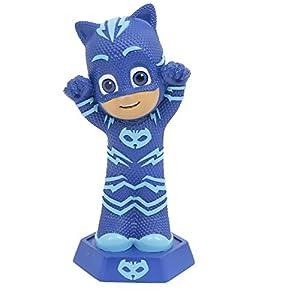 Giochi Preziosi-Lámpara de Personaje Luminoso de PJ Masks: Gatuno Chico Gato (Gattoboy)