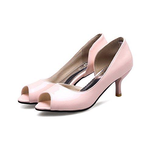 BalaMasa - Peep-Toe donna Pink